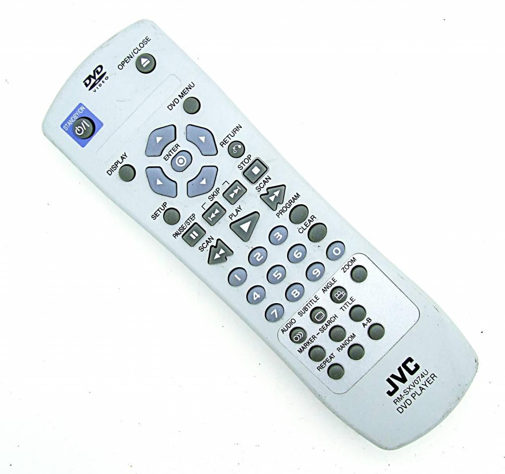 JVC Original JVC RM-SXV074U remote control