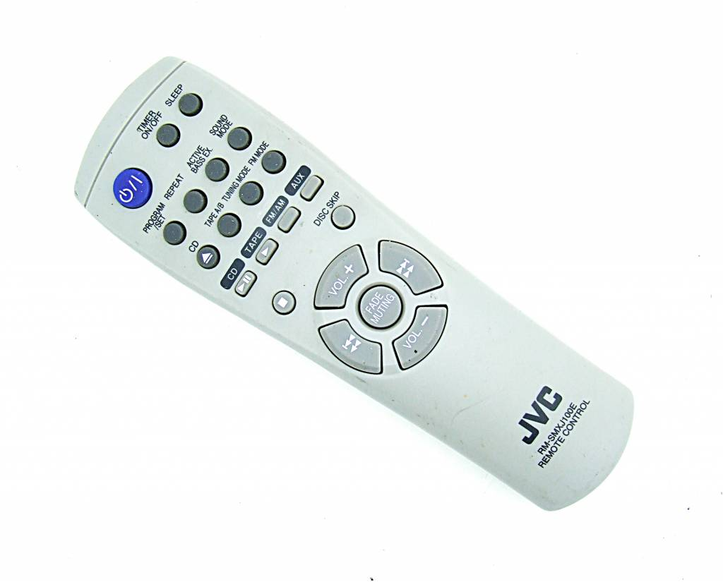 JVC Original JVC RM-SMXJ100E remote control