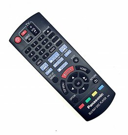 Panasonic Original Panasonic Blu-Ray Disc Player N2QAYB000960 remote control