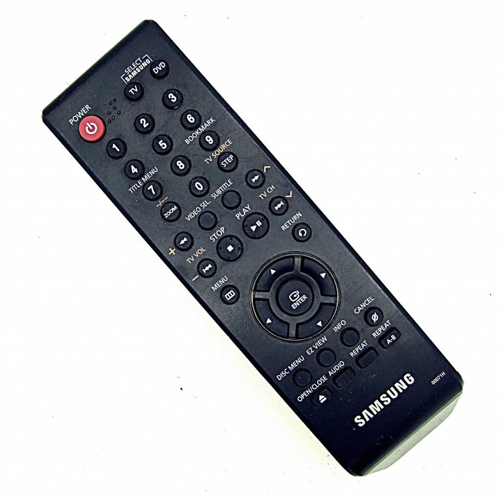 Samsung Original Samsung Fernbedienung 00071H TV/DVD remote control