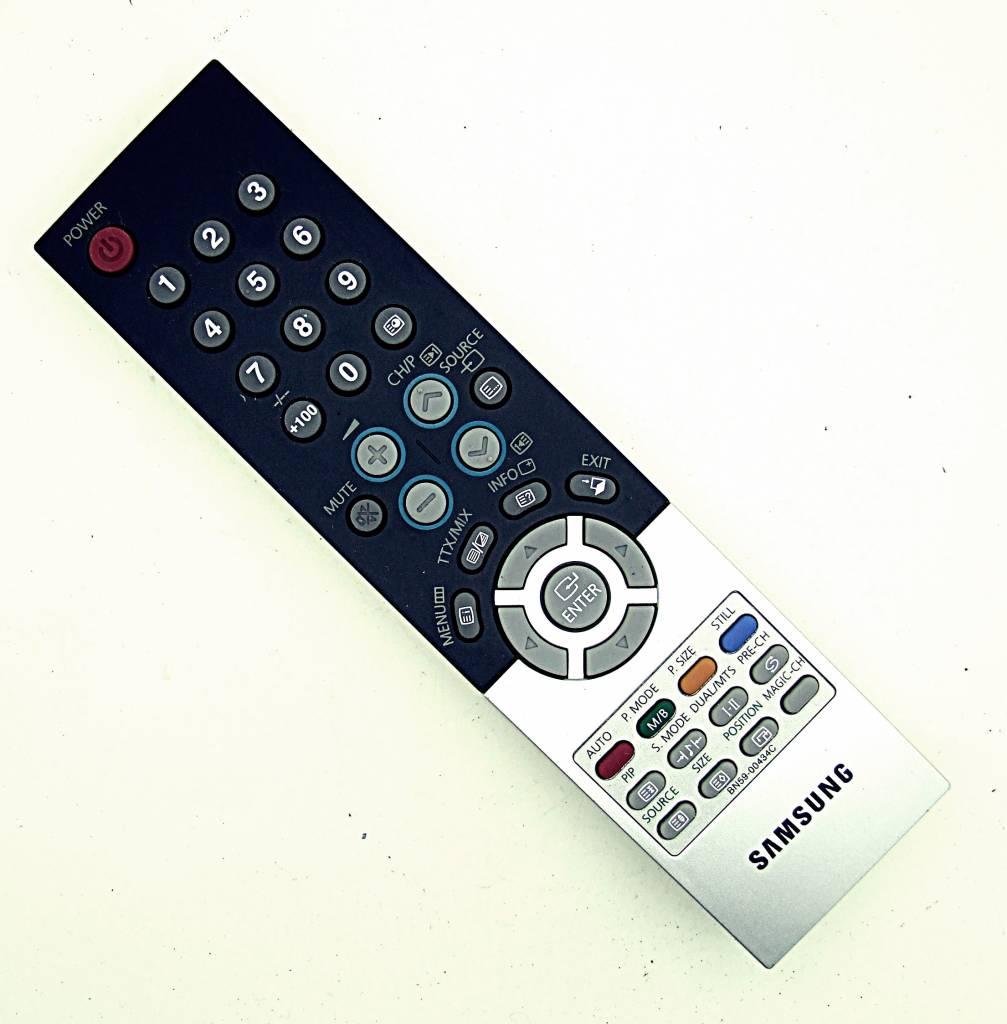 Samsung Original Samsung Fernbedienung BN59-00434C TV remote control