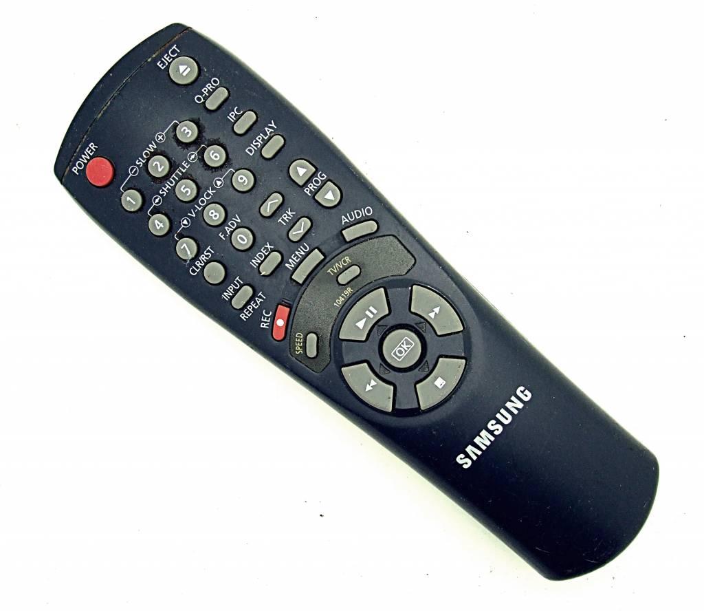 Samsung Original Samsung Fernbedienung 10419R TV/VCR remote control