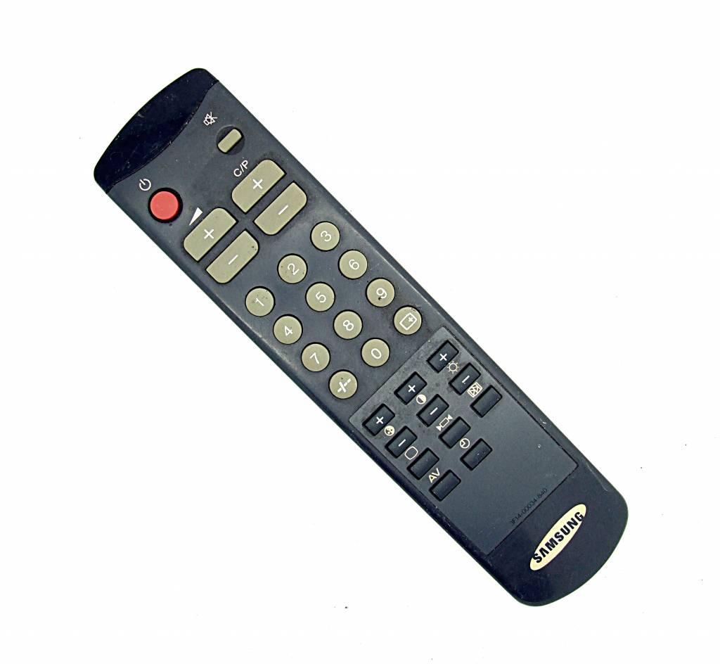 Samsung Original Samsung Fernbedienung 3F14-00034-840 remote control