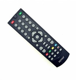 Denver Original Denver DVBC-110HD for DVB-C Receiver remote control