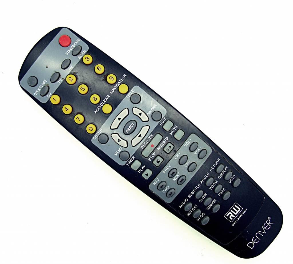 Denver Original Denver KF-8777A DVD remote control