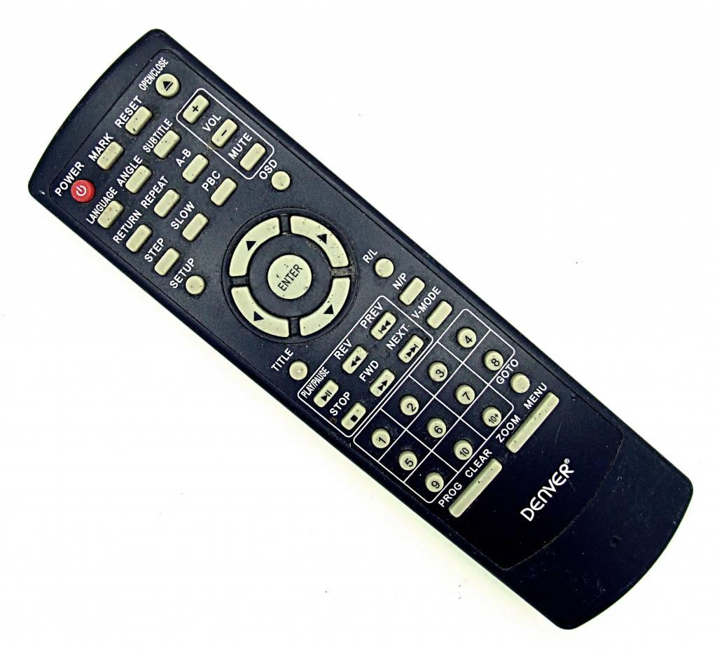 Denver Original Denver DVH-7781 DVD remote control