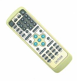 Denver Original Denver Fernbedienung DVD-7732 remote control