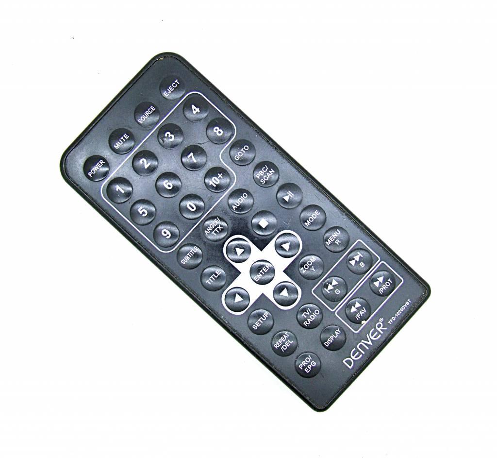 Denver Original Denver Fernbedienung TFD-1020DVBT remote control