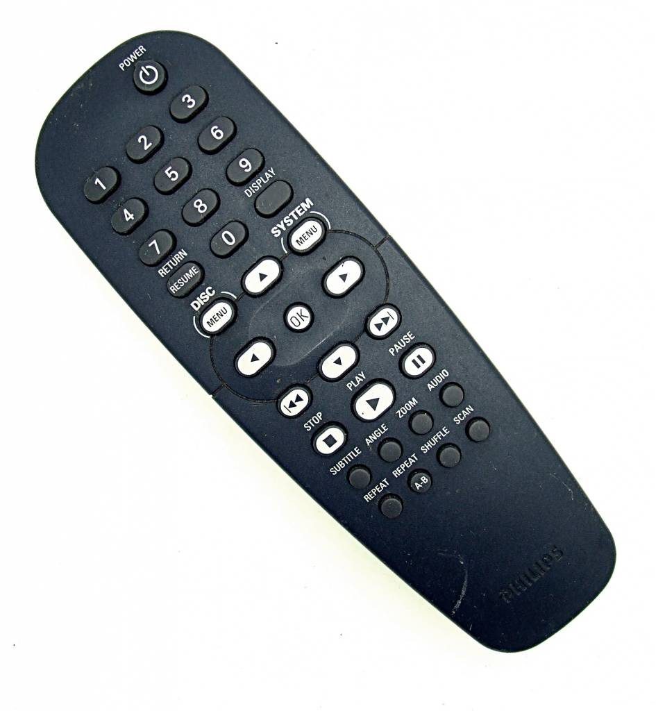 Philips Original Philips Fernbedienung RC19133001/01H DVD remote control