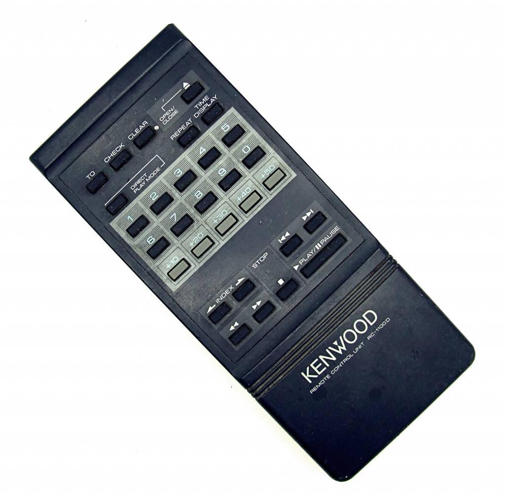 Kenwood Original Kenwood Fernbedienung  RC-1100D Videorekorder remote control