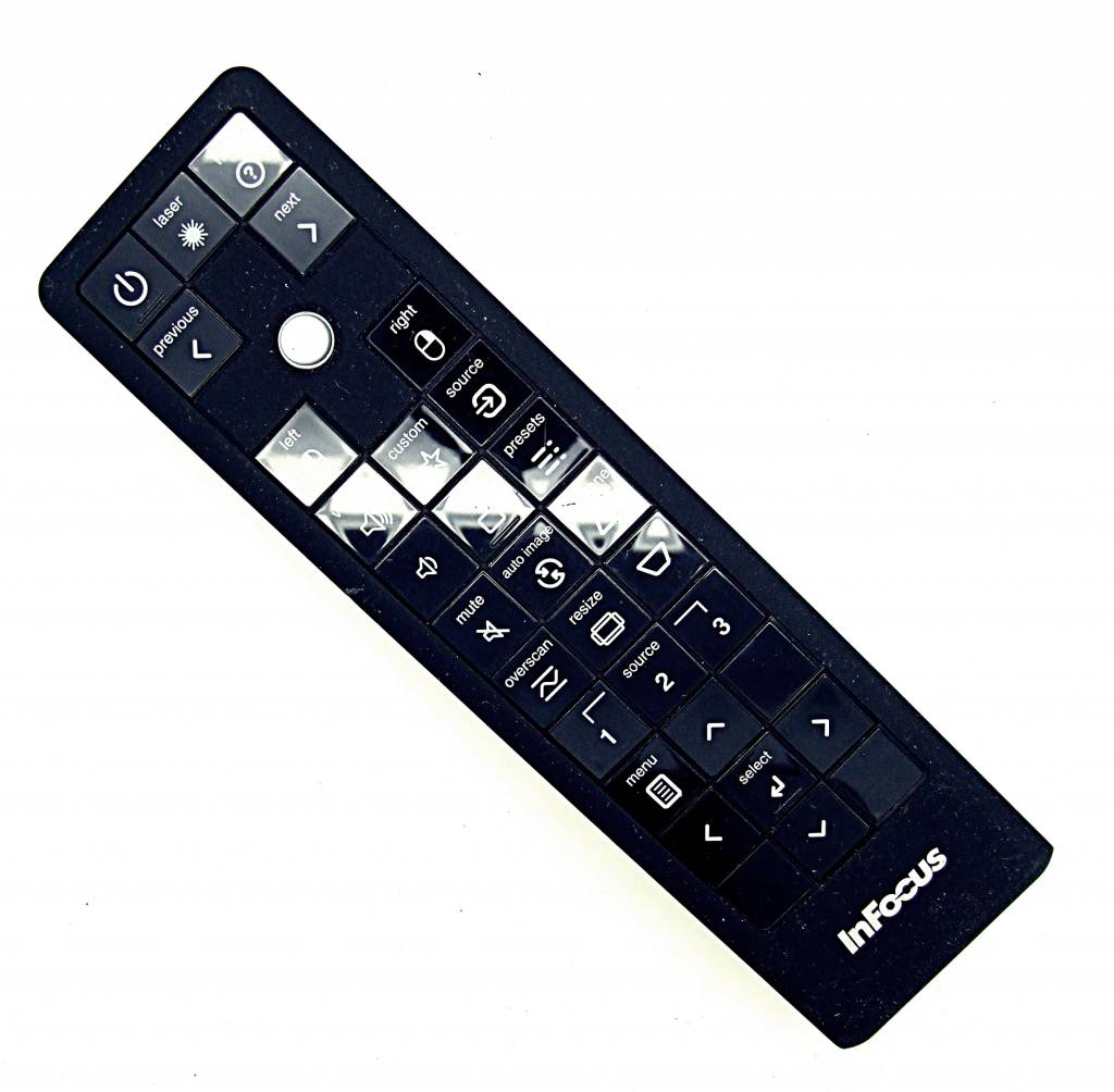 InFocus Original InFocus Fernbedienung HW-Commander-2 für Projektor remote control