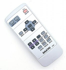 Sanyo Original Sanyo CXPK Projector remote control