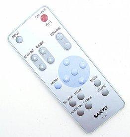 Sanyo Original Sanyo CXJC Projector remote control