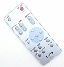 Sanyo Original Sanyo Fernbedienung CXJC Projektor remote control