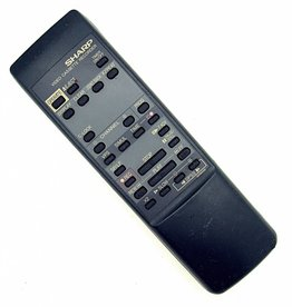 Sharp Original Sharp Fernbedienung G0960GE VCR remote control
