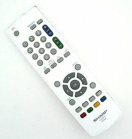 Sharp Original Sharp Fernbedienung LCDTV 010190 remote control