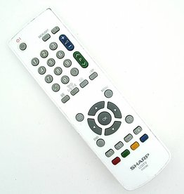 Sharp Original Sharp LCDTV 010190 remote control
