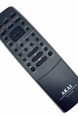 Akai Original Akai Fernbedienung RC-W153F TV/VCR remote control