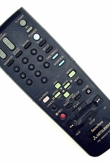 Mitsubishi Original Mitsubishi RM M6050V-57802 VCR remote control