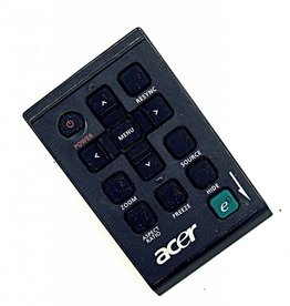 Acer Original Acer A-13-E for X1260 X1260P X1260R remote control