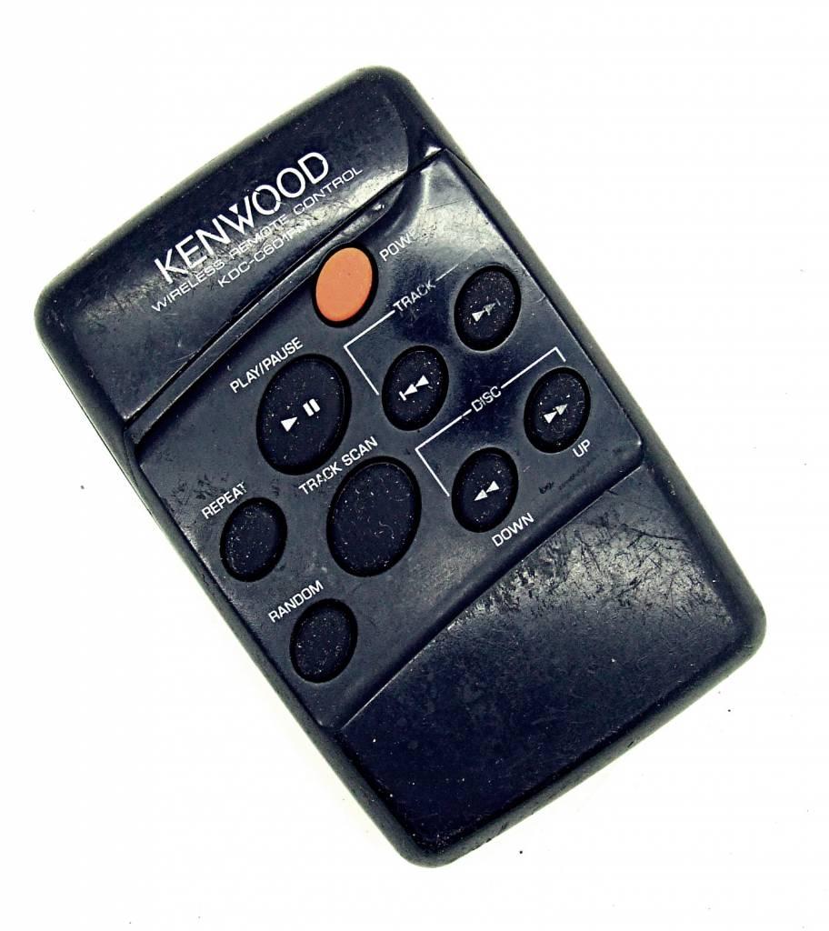 Kenwood Original Kenwood Fernbedienung KDC-C601FM remote control