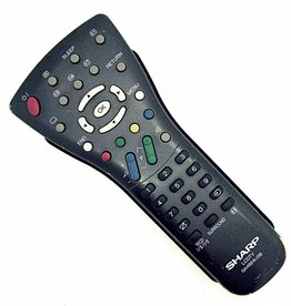 Sharp Original Sharp LCDTV GA499WJSB remote control