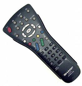 Sharp Original Sharp LCDTV GA499WJSB remote control
