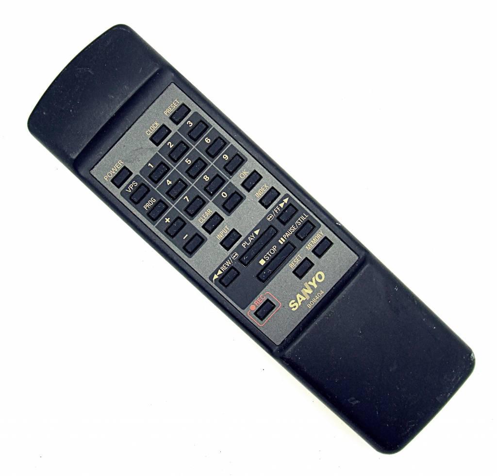 Sanyo Original Sanyo Fernbedienung B08404 remote control
