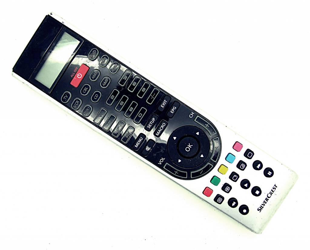 SilverCrest Original Silvercrest Fernbedienung URC101 TV,DVD,VCR,CD remote control
