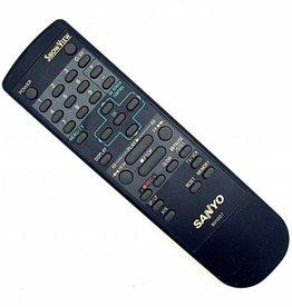Sanyo Original Sanyo B01007 TV,VCR remote control