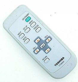 Toshiba Original Toshiba Fernbedienung CT-90205 für Projektor remote control