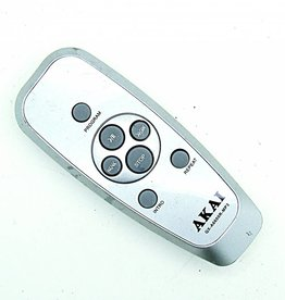 Akai Original Akai Fernbedienung QX-A6600R-MP23 Microset MP3 remote control