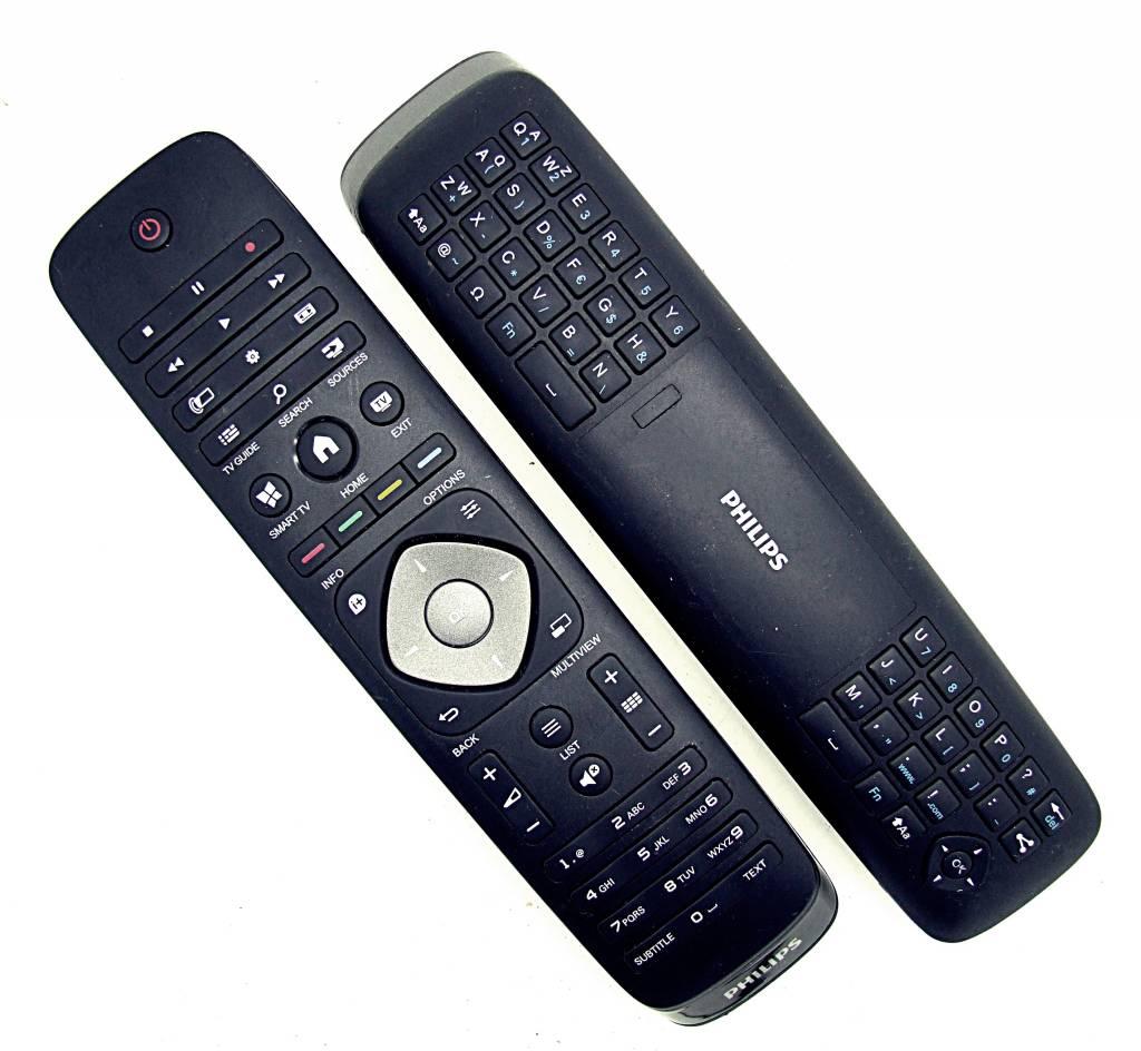 Philips Original Philips Fernbedienung YKF364-004 mit Tastatur remote control