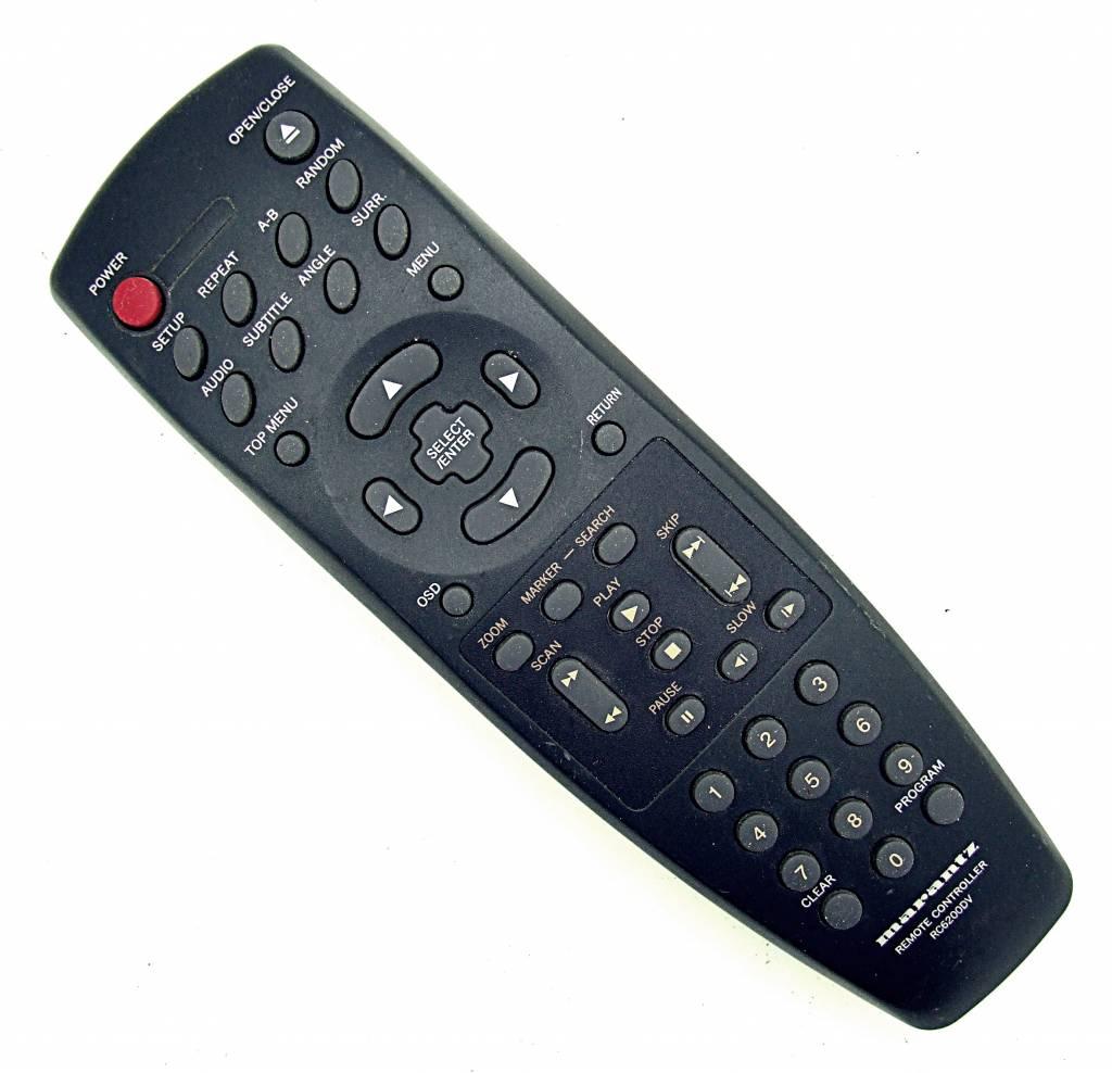 Marantz Original Marantz Fernbedienung RC6200DV DVD/HDD remote control