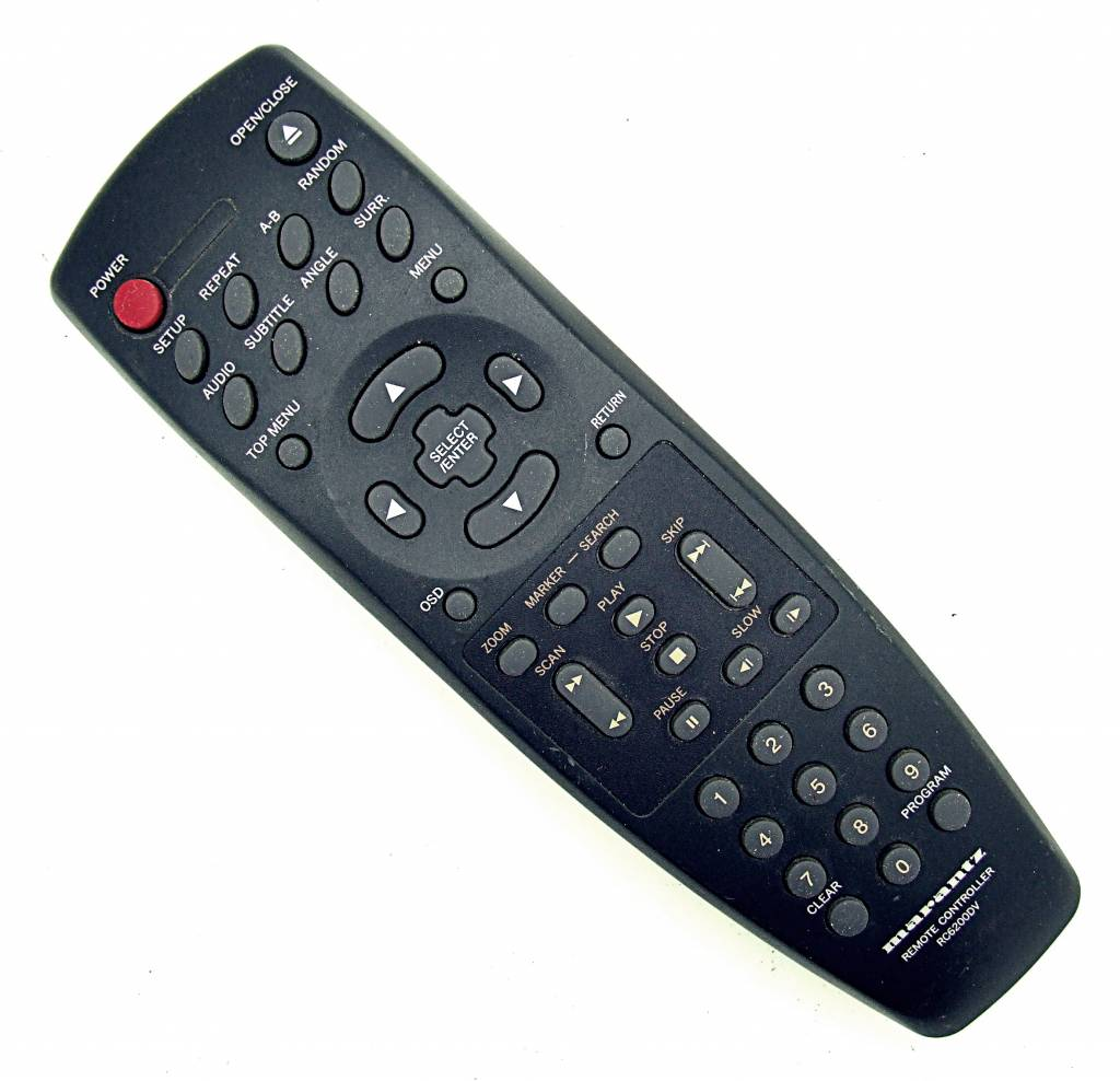 Marantz Original Marantz RC6200DV DVD/HDD remote control