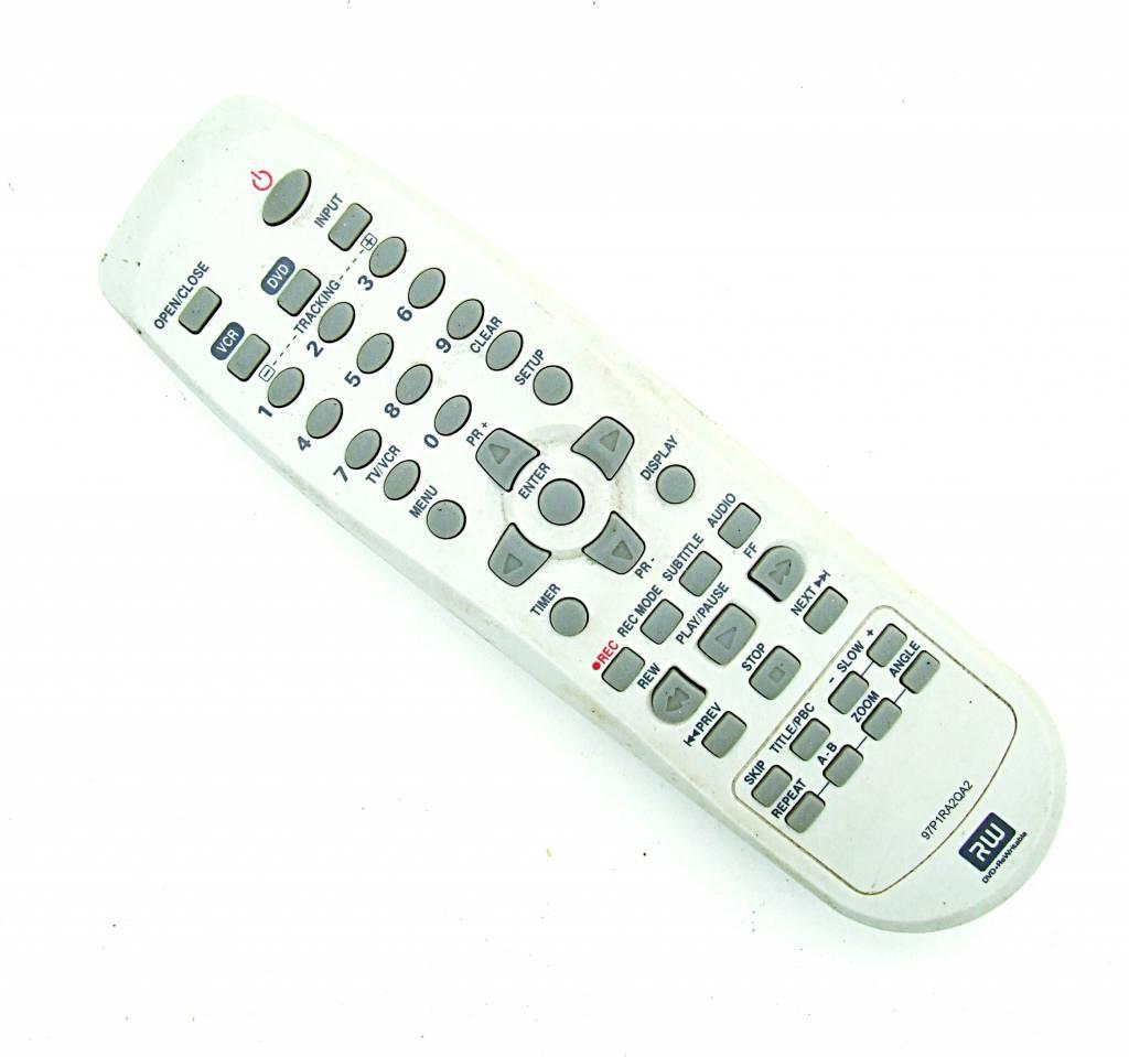 Original Magnum RW 97P1RA2QA2 VCR/DVD3600 remote control