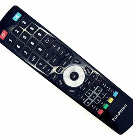 Sandstrøm Original Sandstrøm RC17 (black) TV remote control