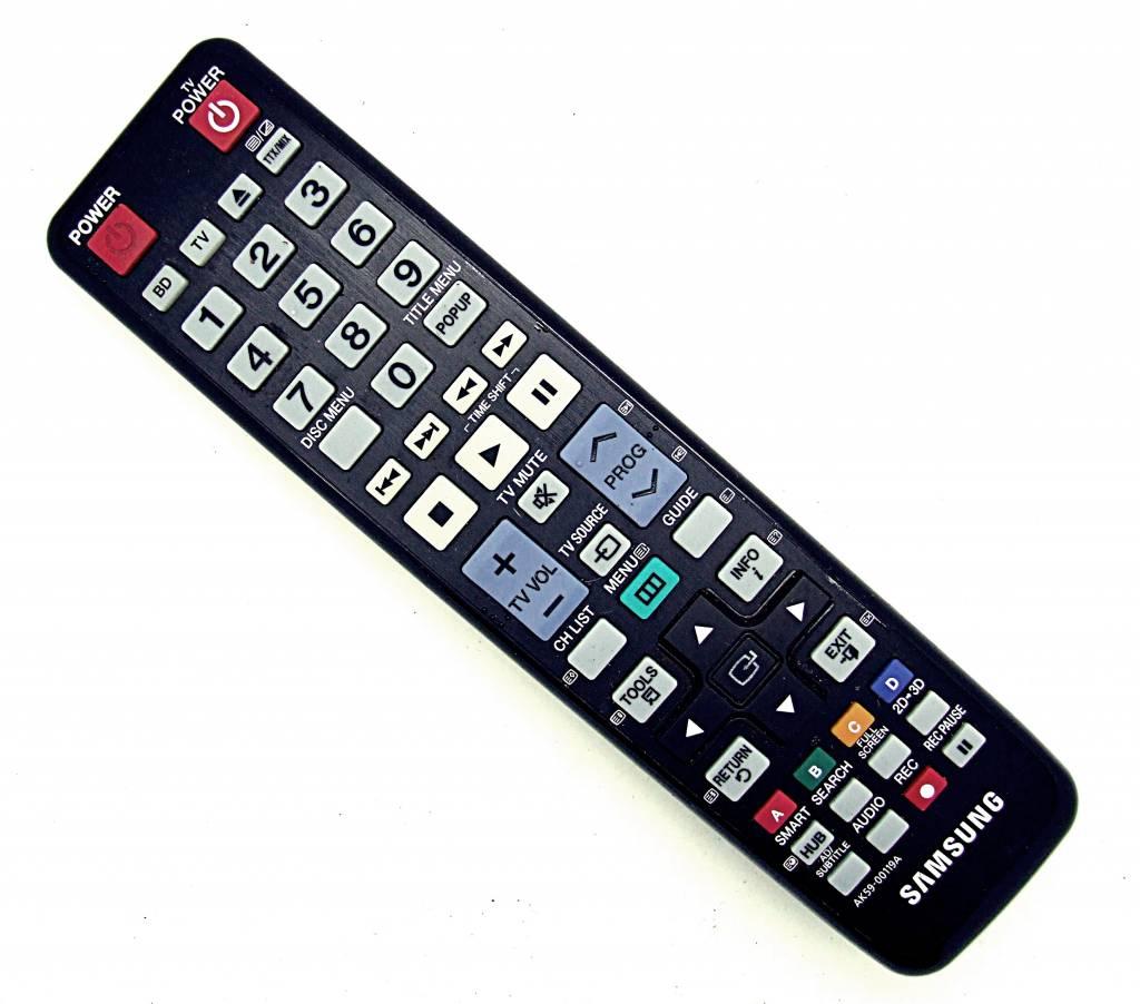 Samsung Original Samsung Fernbedienung AK59-00119A Universal remote control