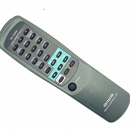 Aiwa Original Aiwa Fernbedienung RC-7AS05 remote control