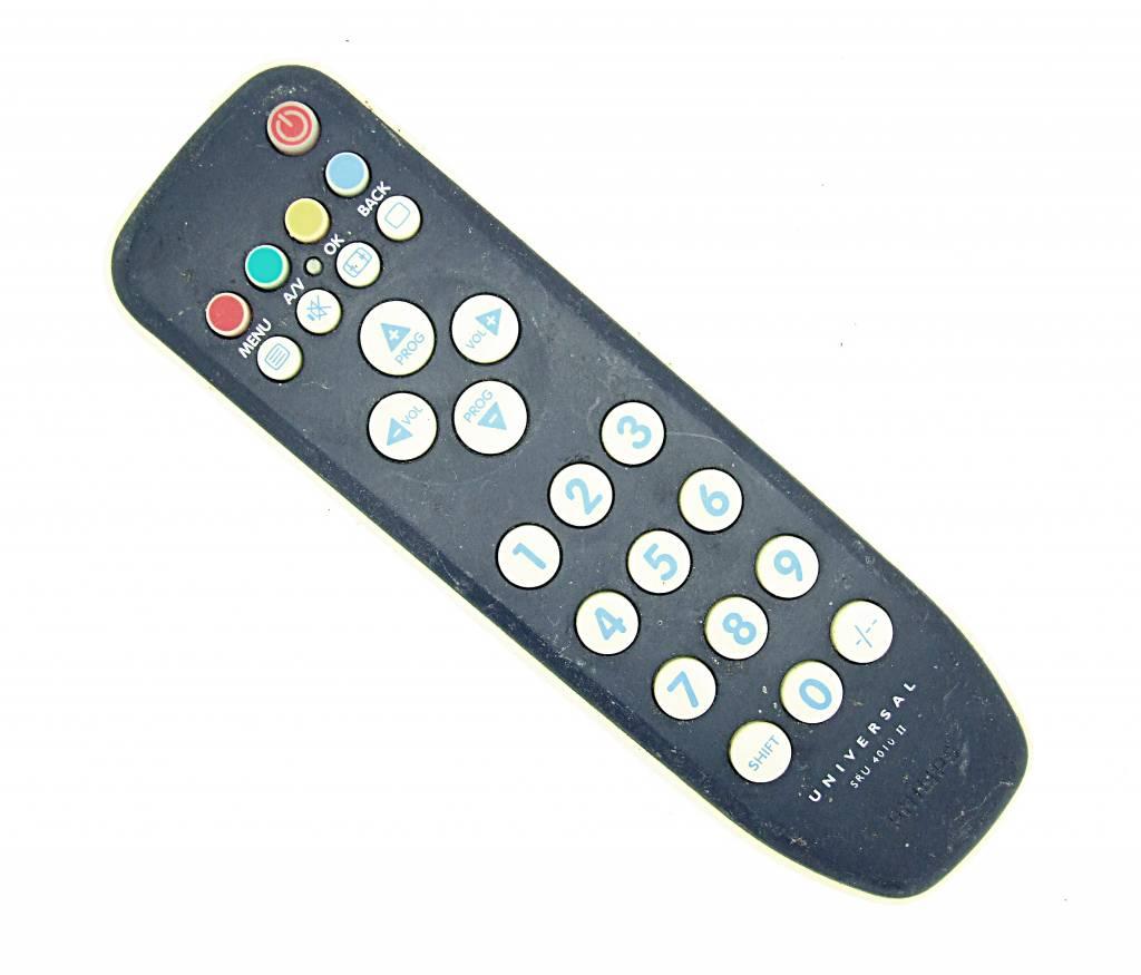 Philips Original Philips Fernbedienung Universal SRU4010 remote control