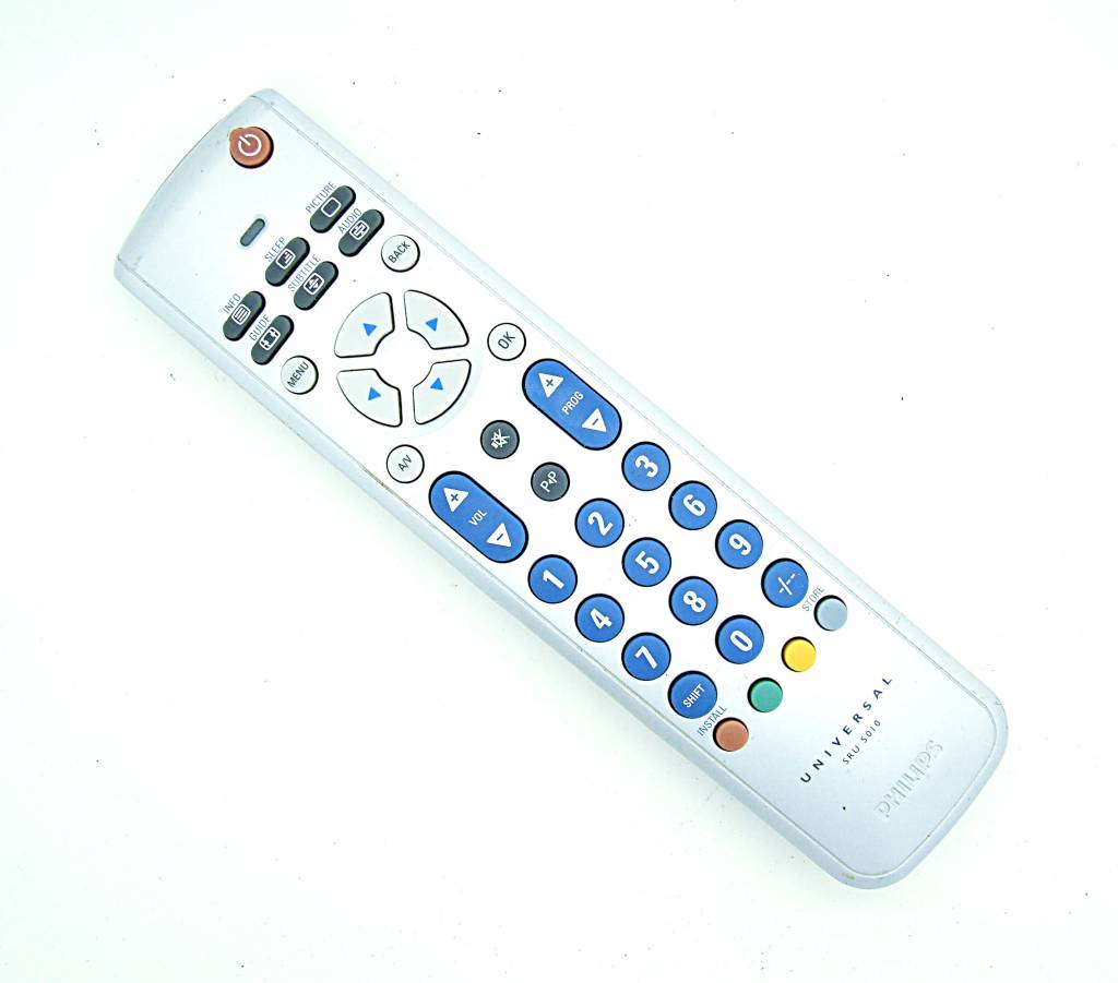 Philips Original Philips Fernbedienung Universal SRU5010 remote control
