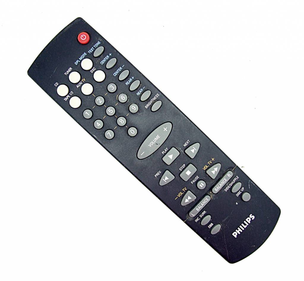 Philips Original Philips Fernbedienung RC8608/01 remote control
