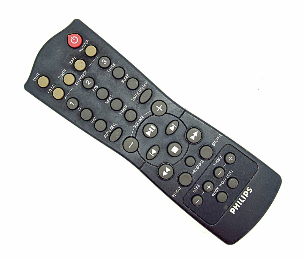 Philips Original Philips 313911878631 remote control