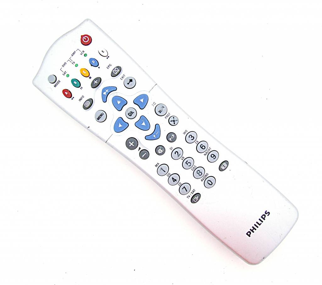 Philips Original Philips Fernbedienung RC2585102/01 remote control