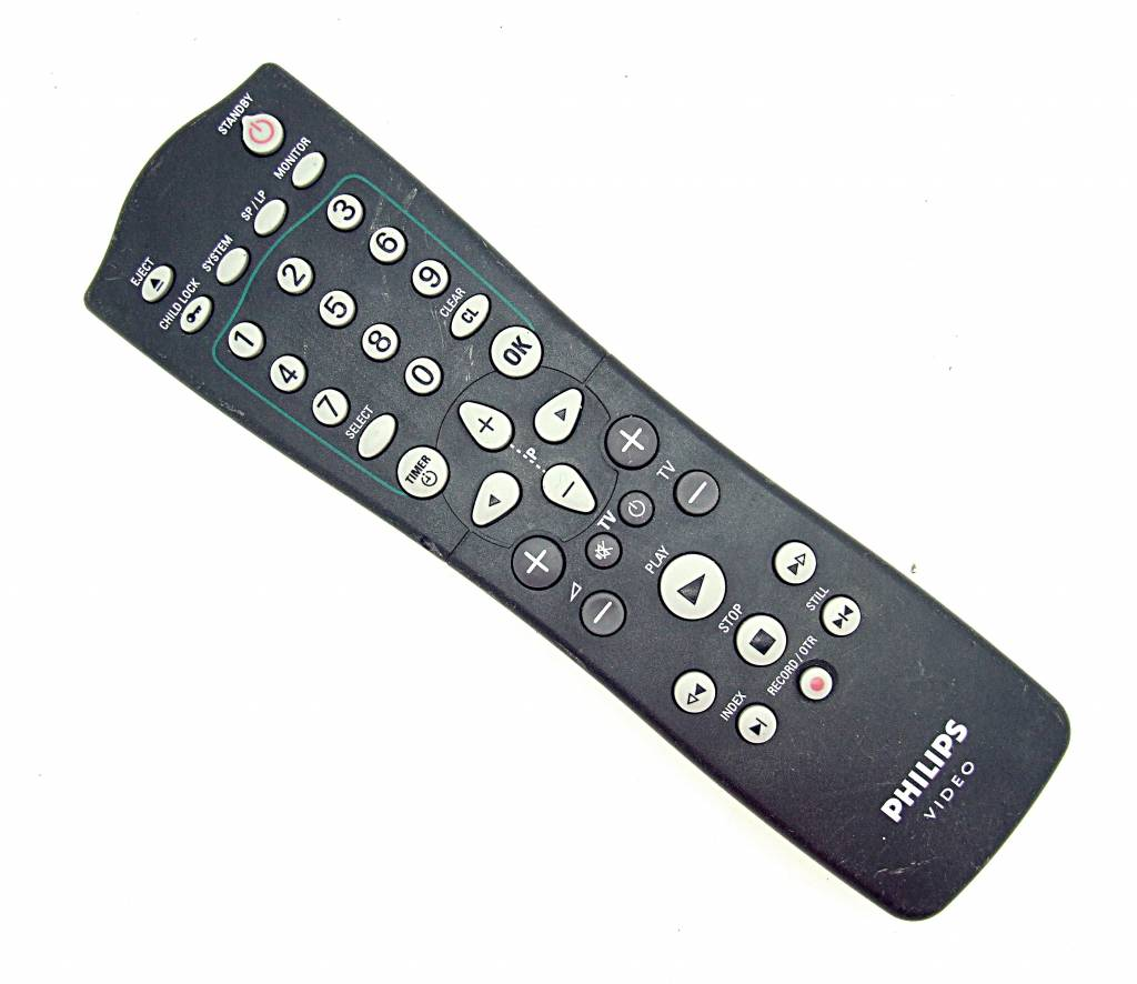 Philips Original Philips Fernbedienung RT25184/101 remote control