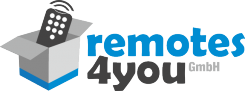 Buy Original remote controls at remotes4you.eu