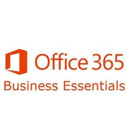 Microsoft Office 365 Business Essentials für Gewerbe