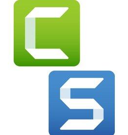 TechSmith Camtasia 2021 und Snagit 2021 für Studium (Lehrer, Schüler und Studenten)