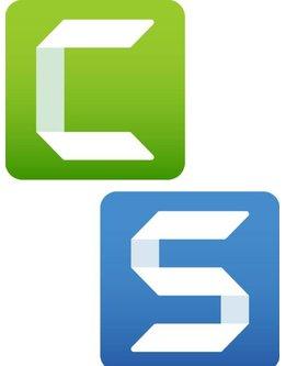 TechSmith Camtasia 2019 und Snagit 2020 für Gemeinnutz, Gewerbe und Privat