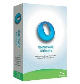 Nuance OmniPage Ultimate für Gemeinnutz, Behörden, Gewerbe und Privat